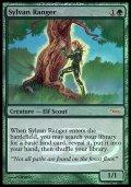 [JP][FOIL]《森のレインジャー/Sylvan Ranger(M11)》 日プロモ