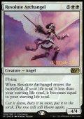 [EN][FOIL]《毅然たる大天使/Resolute Archangel(M15)》 英プロモ