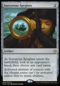 [EN][FOIL]《魔術遠眼鏡/Sorcerous Spyglass(XLN)》