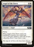 [EN][FOIL]《暁の天使/Angel of the Dawn(M19)》