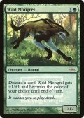 [EN][FOIL]《野生の雑種犬/Wild Mongrel》 FNM