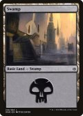 [JP][FOIL]《沼/Swamp(WAR)》256/264