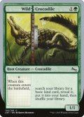 [EN][FOIL]《Wild Crocodile(UST)》