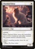 [EN][FOIL]《幸運な野良猫/Charmed Stray(WAR)》