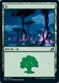 [JP][FOIL]《森/Forest(IKO)》274/274