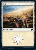 [JP][FOIL]《平地/Plains(IKO)》261/274