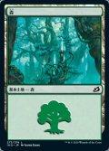 [JP][FOIL]《森/Forest(IKO)》273/274