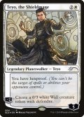 [EN][FOIL]《盾魔道士、テヨ/Teyo, the Shieldmage(WAR)》Secret Lair