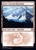 [EN][FOIL]《冠雪の山/Snow-Covered Mountain(KHM)》283/285