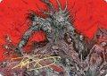 [EN]《血空の主君、ヴェラゴス/Varragoth, Bloodsky Sire(KHM)》Art Series Signed 78/81