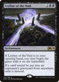 [EN][FOIL]《虚空の力線/Leyline of the Void(M20)》