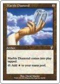 [EN][FOIL]《乳白色のダイアモンド/Marble Diamond(7ED)》