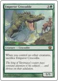 [EN][FOIL]《皇帝クロコダイル/Emperor Crocodile(8ED)》