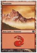 [JP][FOIL]《山/Mountain(9ED)》 346/350