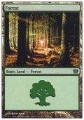 [JP][FOIL]《森/Forest(9ED)》 347/350