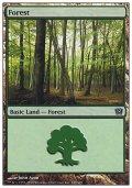 [JP][FOIL]《森/Forest(9ED)》 349/350