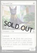 [EN][FOIL]《聖なる猫/Sacred Cat(AKH)》