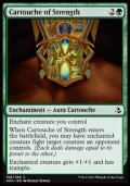 [EN][FOIL]《活力のカルトーシュ/Cartouche of Strength(AKH)》