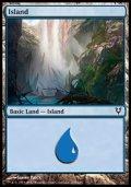 [EN][FOIL]《島/Island(AVR)》 233/244