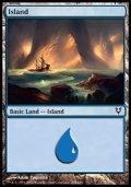 [EN][FOIL]《島/Island(AVR)》 234/244