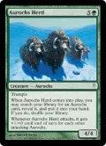 [EN][FOIL]《オーロクスの獣群/Aurochs Herd(CSP)》