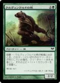 [JP][FOIL]《ウルヴェンワルドの熊/Ulvenwald Bear(DKA)》