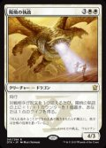[JP][FOIL]《陽焼の執政/Sunscorch Regent(DTK)》