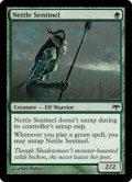 [EN][FOIL]《イラクサの歩哨/Nettle Sentinel(EVE)》