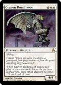 [EN][FOIL]《彫像の威圧者/Graven Dominator(GPT)》