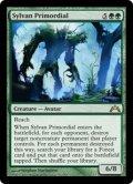 [EN][FOIL]《森林の始源体/Sylvan Primordial(GTC)》