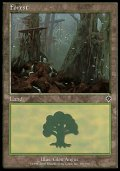 [EN][FOIL]《森/Forest(INV)》 350/350