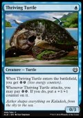[EN][FOIL]《亢進する亀/Thriving Turtle(KLD)》
