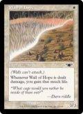 [JP][FOIL]《希望の壁/Wall of Hope(LGN)》
