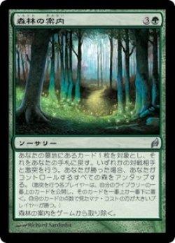 画像1: [JP][FOIL]《森林の案内/Woodland Guidance(LRW)》