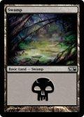 [EN][FOIL]《沼/Swamp(M10)》 240/249
