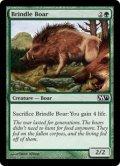 [EN][FOIL]《斑の猪/Brindle Boar(M11)》