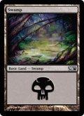 [EN][FOIL]《沼/Swamp(M11)》 241/249
