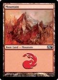 [EN][FOIL]《山/Mountain(M11)》 244/249