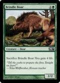 [EN][FOIL]《斑の猪/Brindle Boar(M12)》