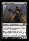 [EN][FOIL]《生命散らしのゾンビ/Lifebane Zombie(M14)》