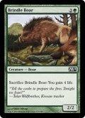 [EN][FOIL]《斑の猪/Brindle Boar(M14)》