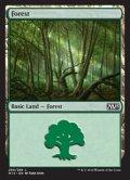 [EN][FOIL]《森/Forest(M15)》 266/269