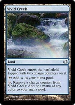 画像1: [EN][FOIL]《鮮烈な小川/Vivid Creek(MMA)》