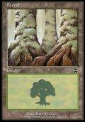 [JP][FOIL]《森/Forest(MMQ)》 350/350