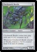 [EN][FOIL]《機械仕掛けのクワガタ/Clockwork Beetle(MRD)》