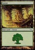 [EN][FOIL]《森/Forest(MRD)》 304/306
