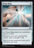 [EN][FOIL]《プリズムの指輪/Prism Ring(ORI)》