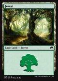 [EN][FOIL]《森/Forest(ORI)》 271/272