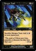 [JP][FOIL]《モルグのヒキガエル/Morgue Toad(PLS)》