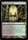 [EN][FOIL]《草むした墓/Overgrown Tomb(RAV)》